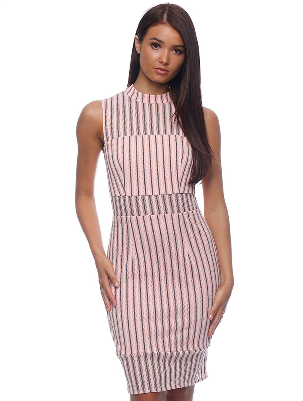 Ally Fitted Dress