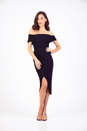 Rapture Off The Shoulder Dress