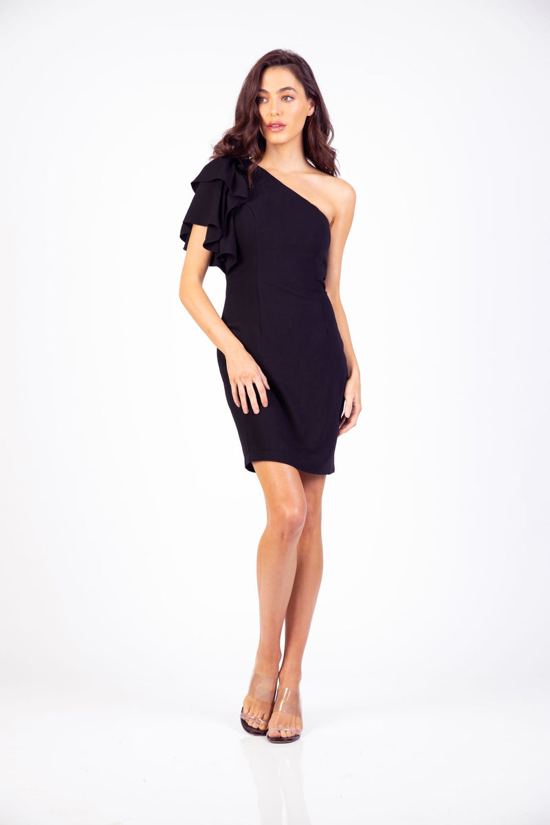 Rapture One Shoulder Dress