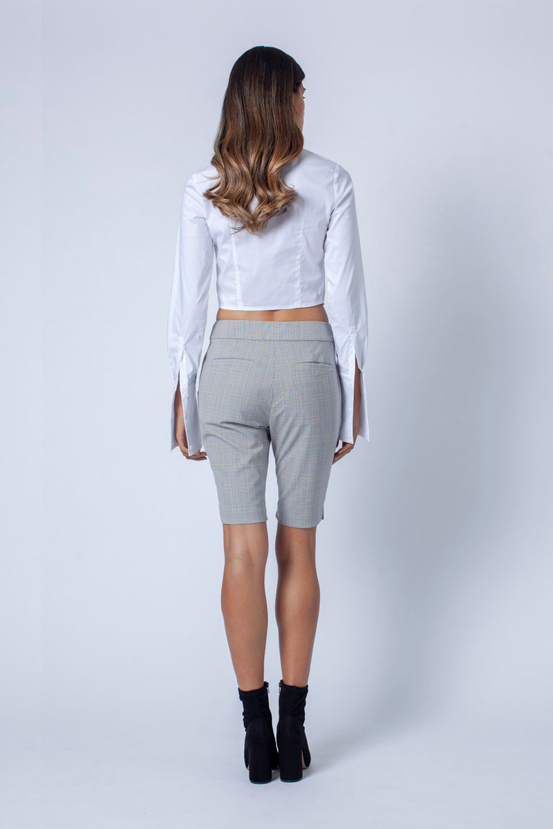 Boyfriend Tailored Shorts