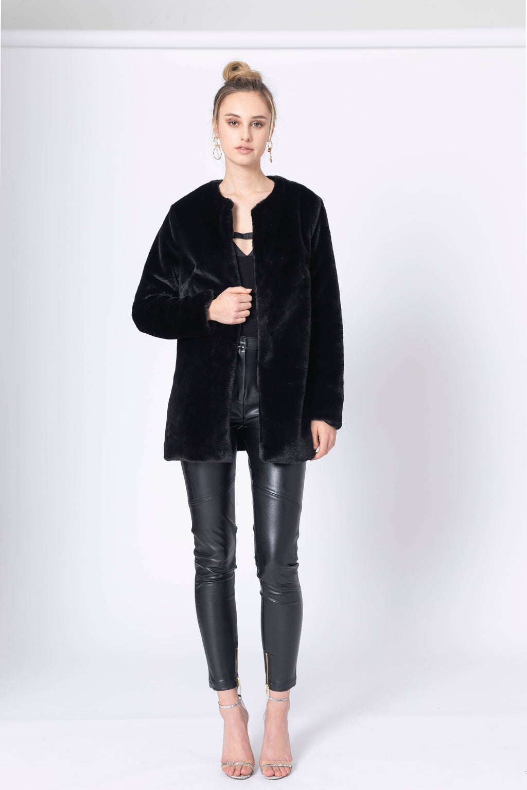 Wonderer Fur Jacket