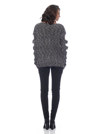 Cut Out Knit