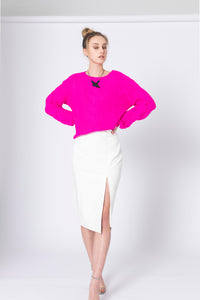 Neon Night Jumper