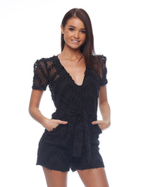 Texture Playsuit