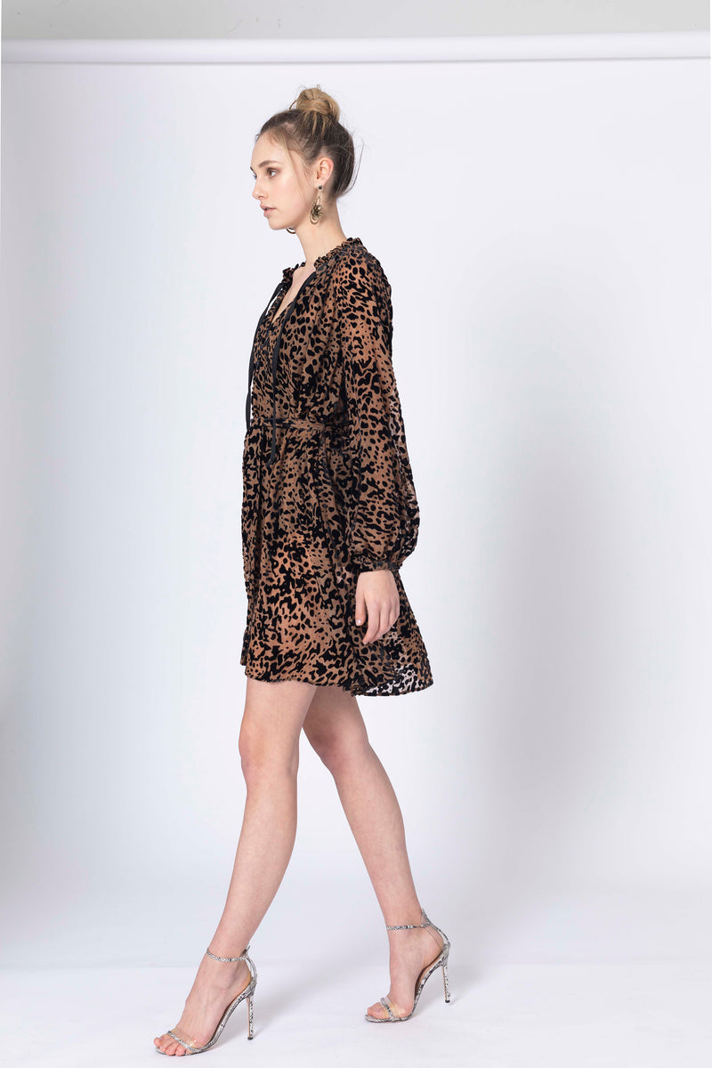 Instincts Tunic Dress with slip