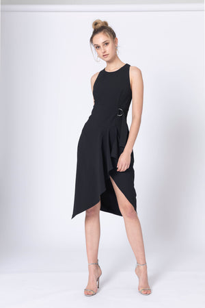 High Way Wrap Dress