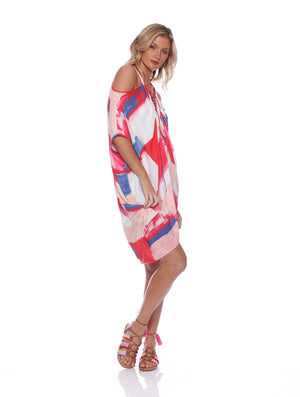 Lulu Drape Dress