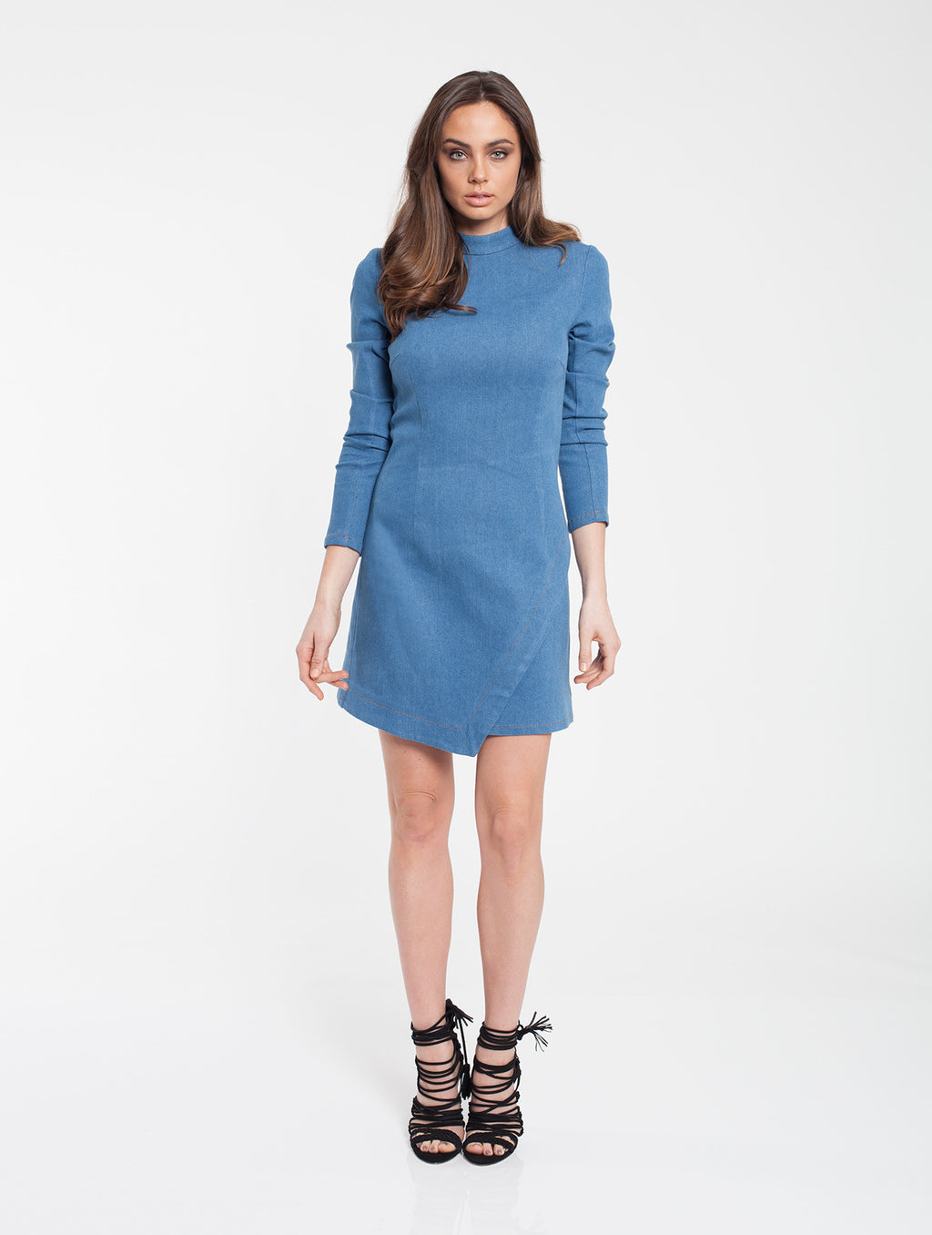 Mia Long Sleeve Dress