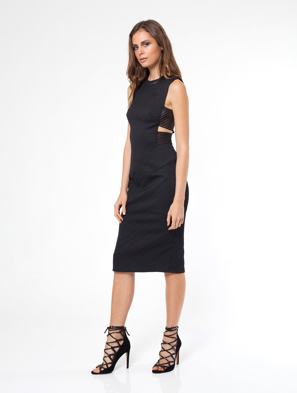 Mirage Cutout Dress