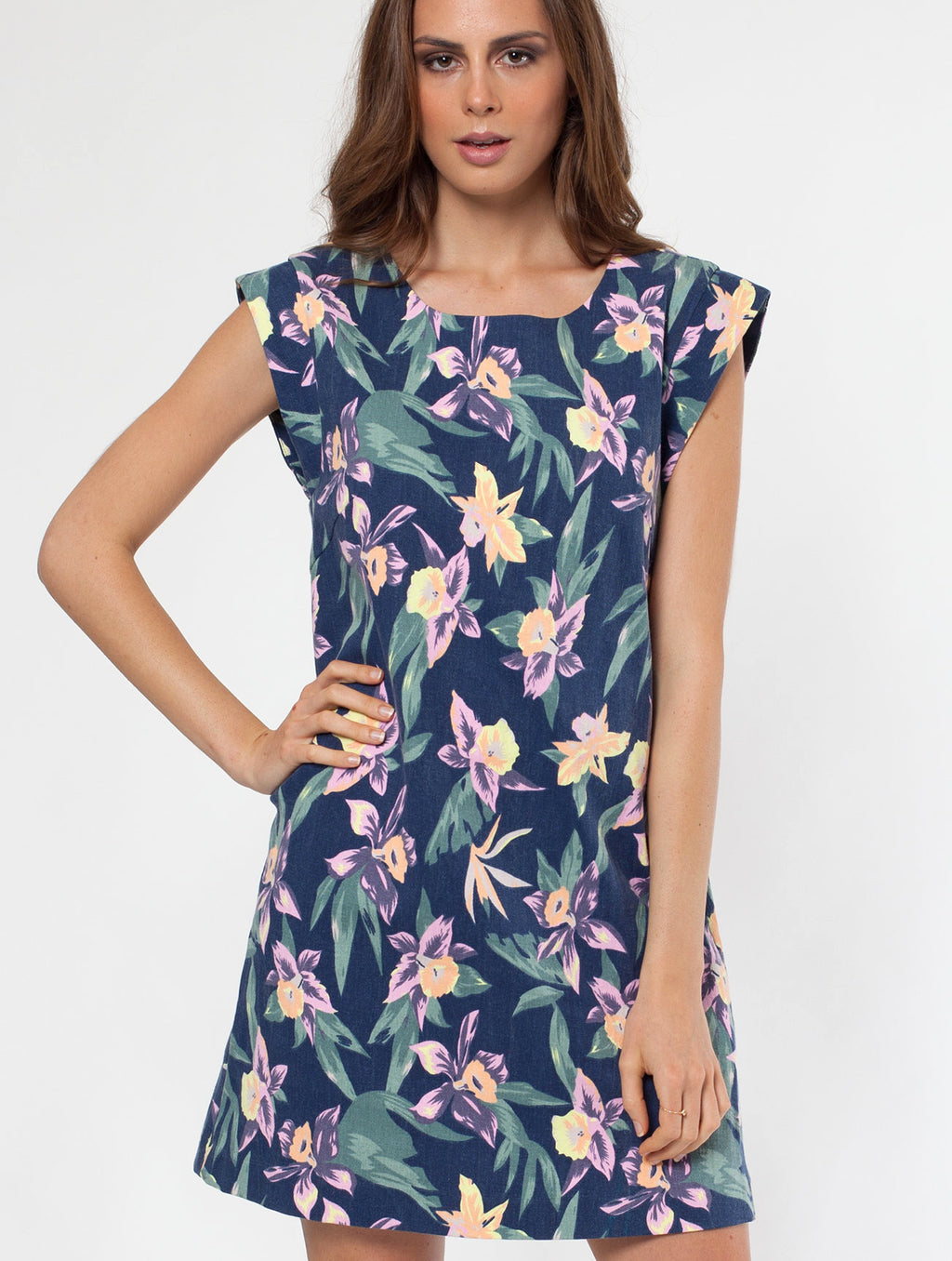 Paradise Shift Dress