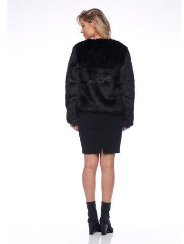Zara Fur Jacket