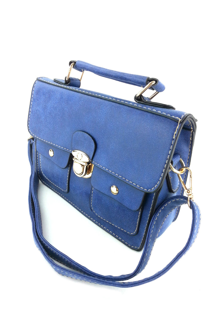 Trendy Two- sided Small Purse