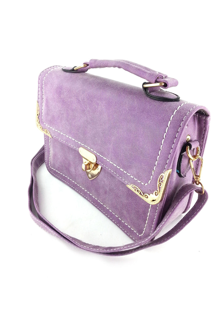 Elegant buckle Small Purse