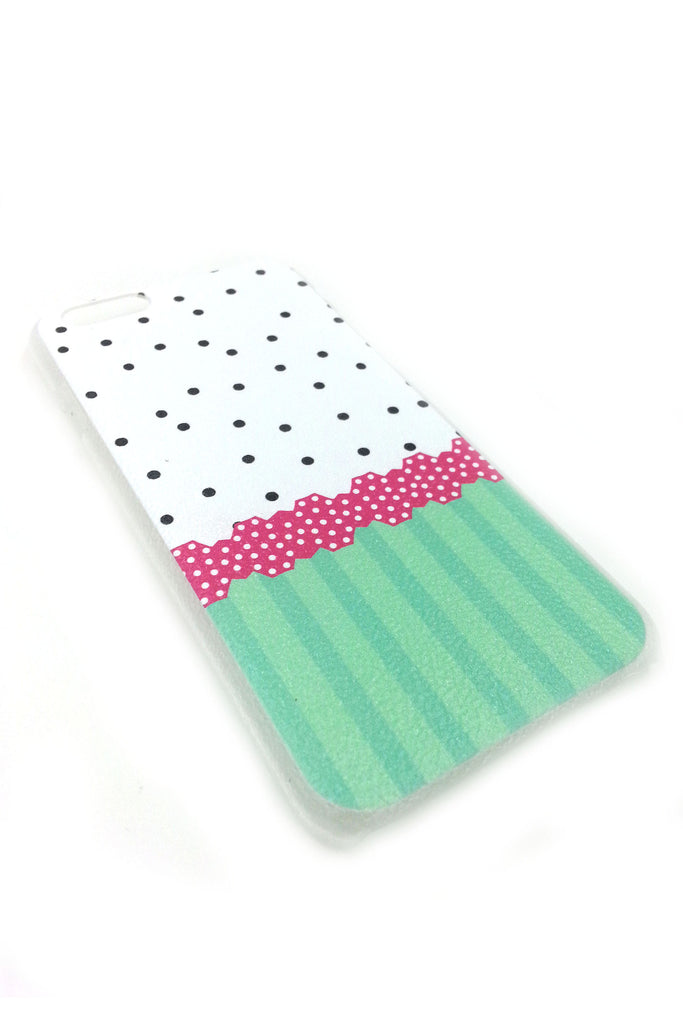 Pink Bow iPhone 6 case