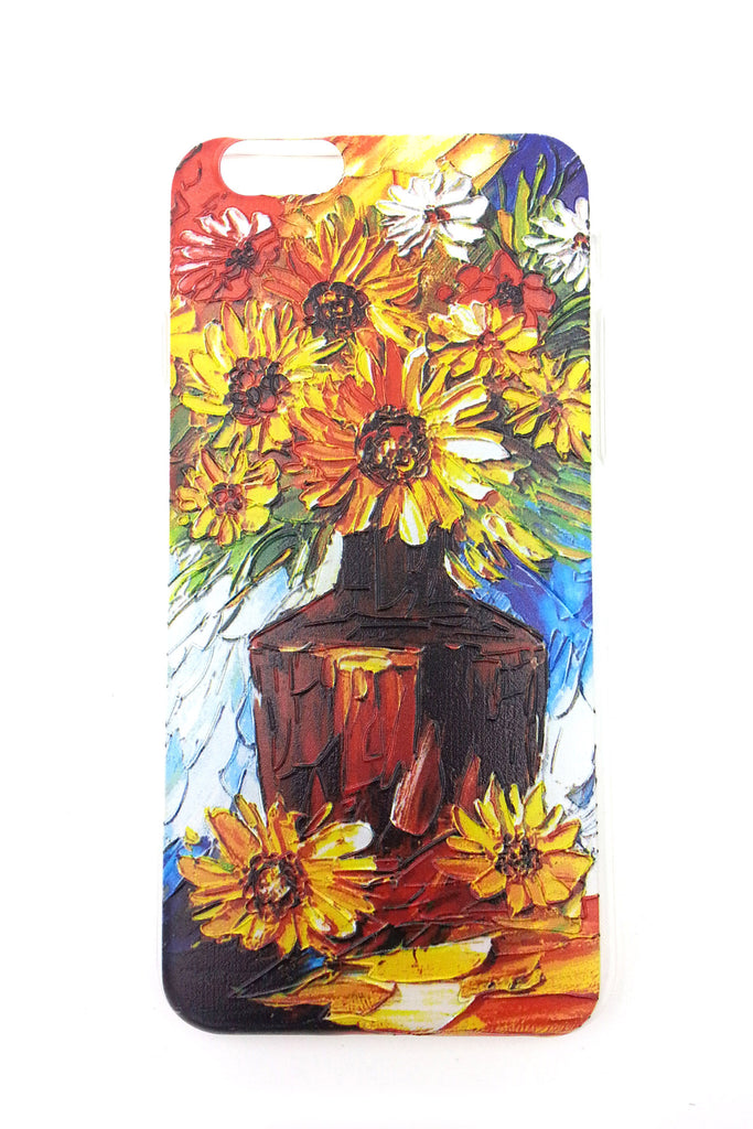 Sun Flowers iPhone 6 case