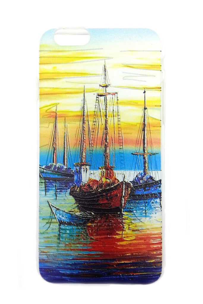 Sail Boat iPhone 6 case