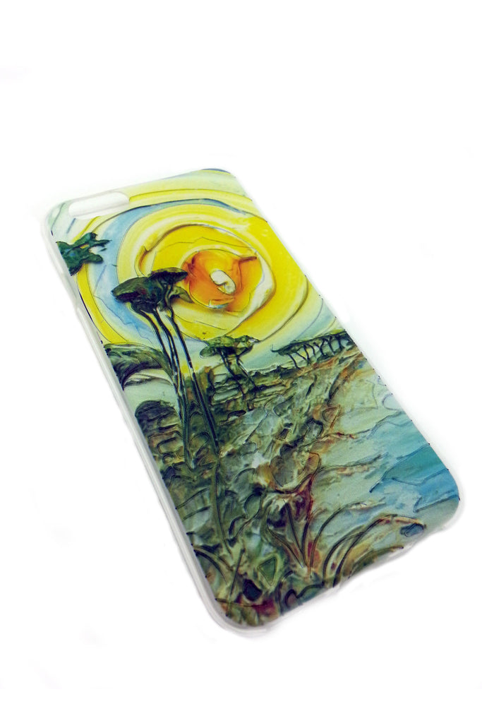 Sunset at the River iPhone 6 case
