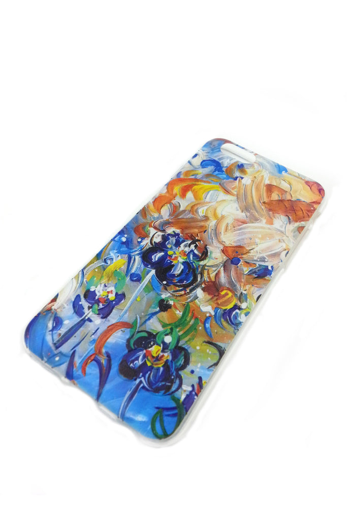 Painter Flowers iPhone 6 case
