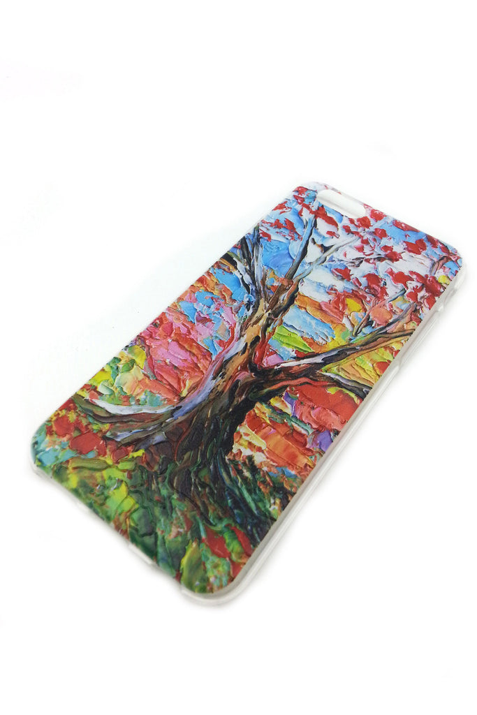 Falling Leaves iPhone 6 case