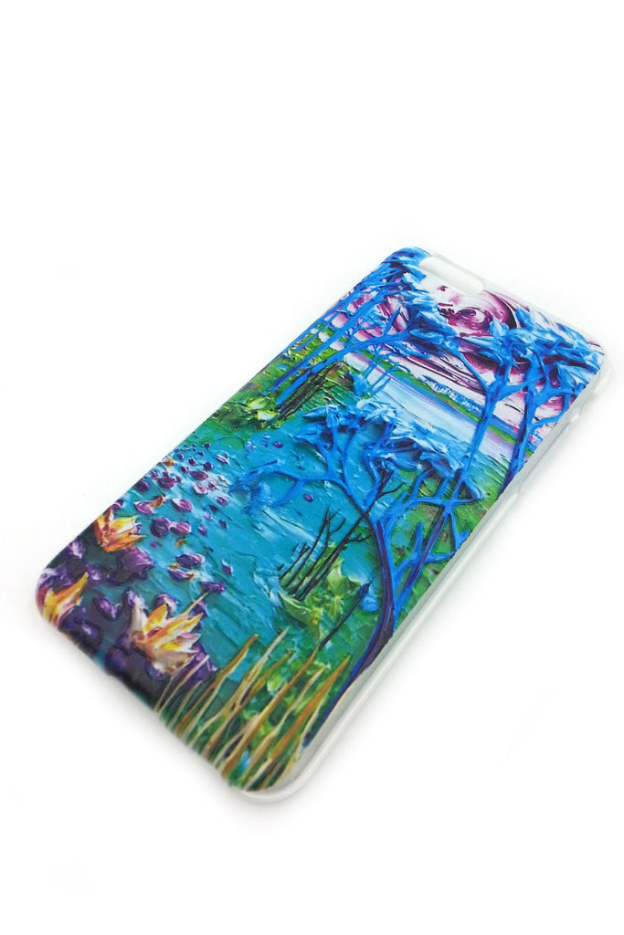 Purple River iPhone 6 case