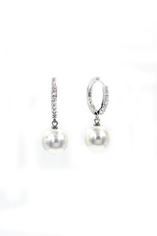 pendant swarovski crystal earrings