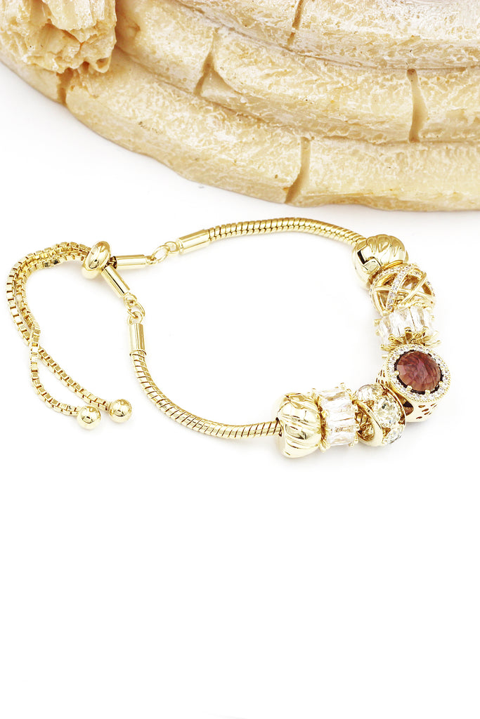fashion shiny crystal bracelet