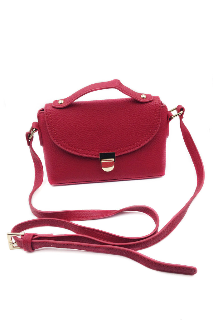 Red lovely mini handbags
