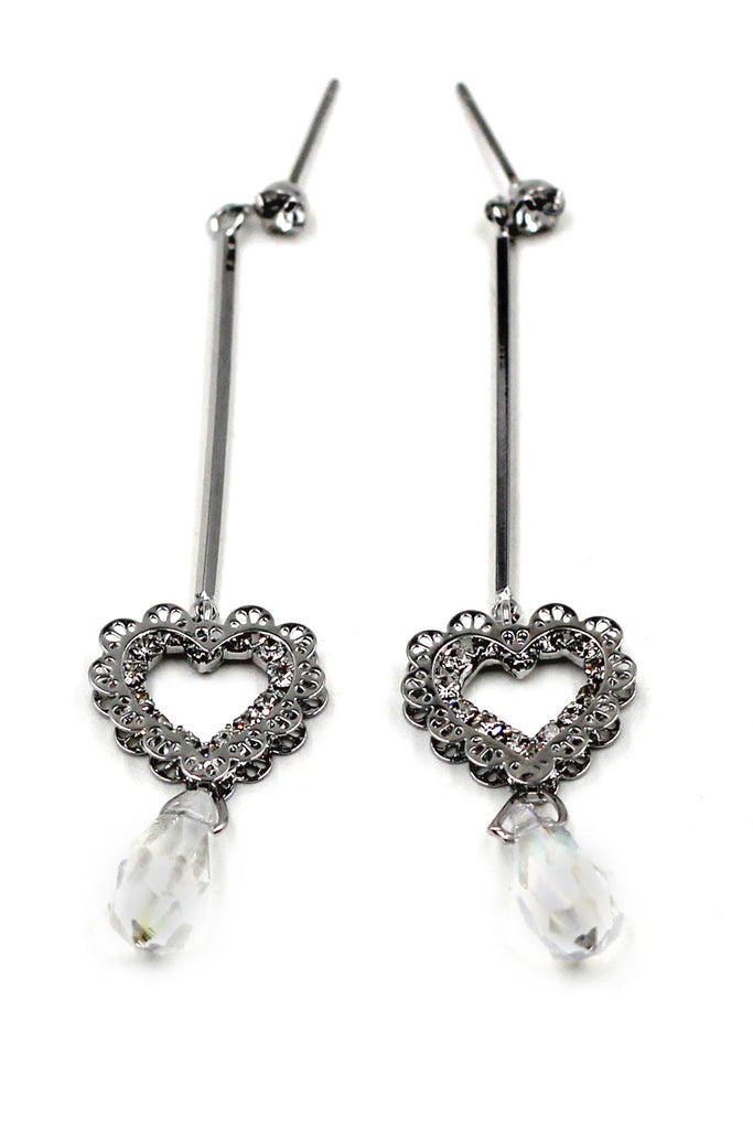 Beloved lover earrings