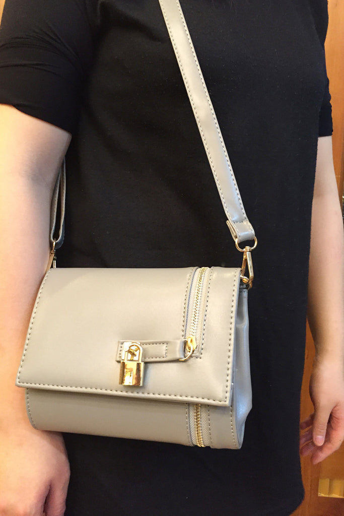 Small Lock Handbag