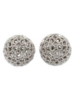pierced ball earrings