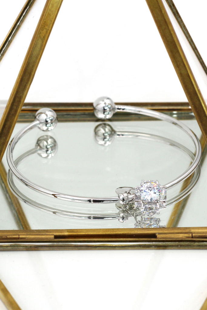 fashion square crystal bracelet