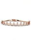 fashion small crystal crown bracelet