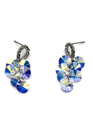 immortal chrysanthemum earrings