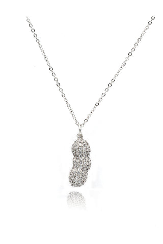 gorgeous sparkling crystal necklace