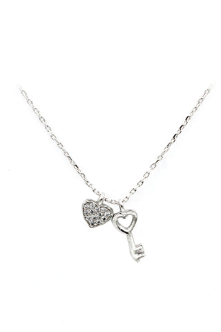 fashion laps crystal necklace
