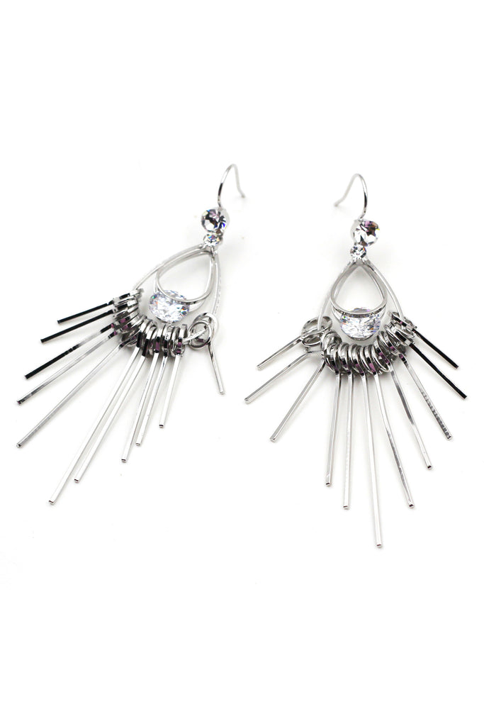 Noble Popular crystal earrings