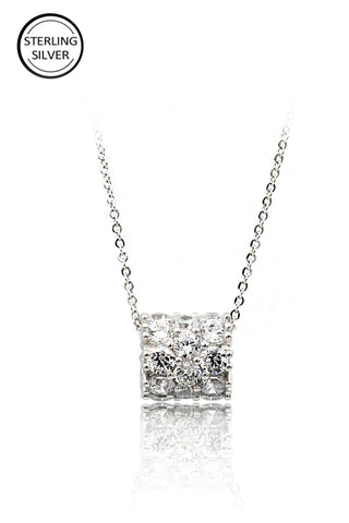 Fashion Noble crystal necklace