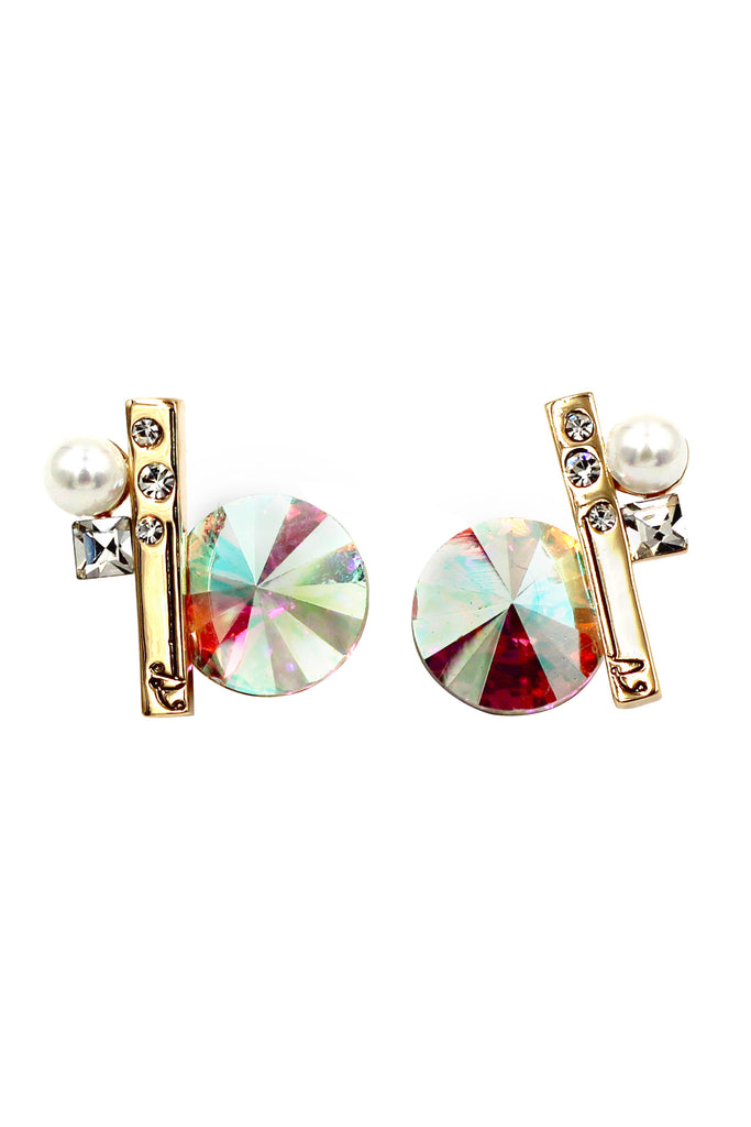 special crystal earrings