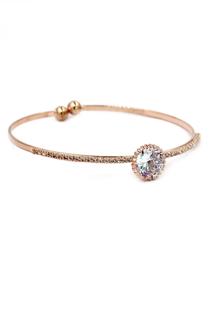 shining crystal qualities bracelet