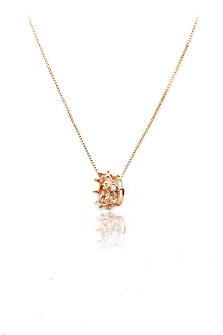 crystal candy magical discoloration necklace