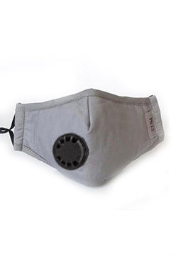 windproof and haze breathing valve mask