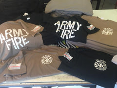 Army Fire