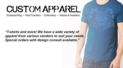 Custom Apparel