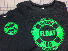 Team Olson_Float