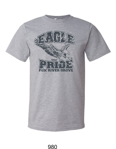 2019/2020 FRG Eagles Spiritwear - Tshirt- Design1