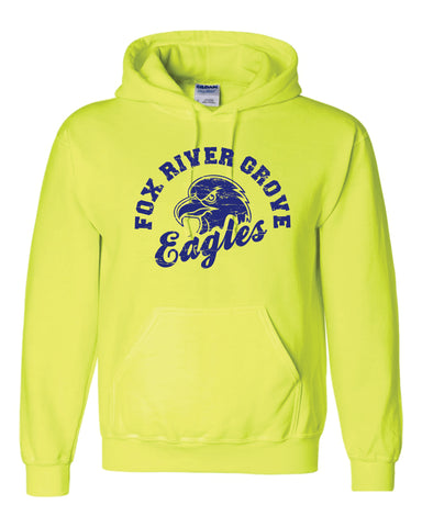 Fox River Grove Eagles Hoodie 2018