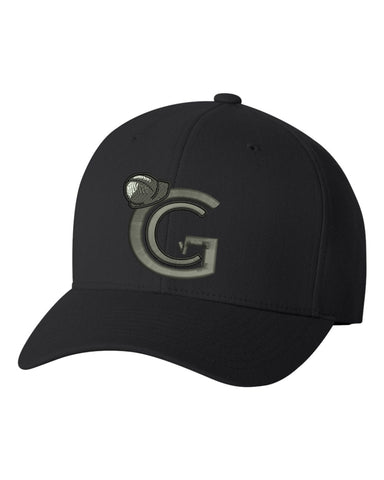 Huntley HS - GEOCON - FlexFit 6477 - Fitted Hat