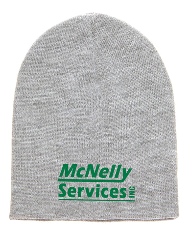 McNelly's Services Beanie Option 2