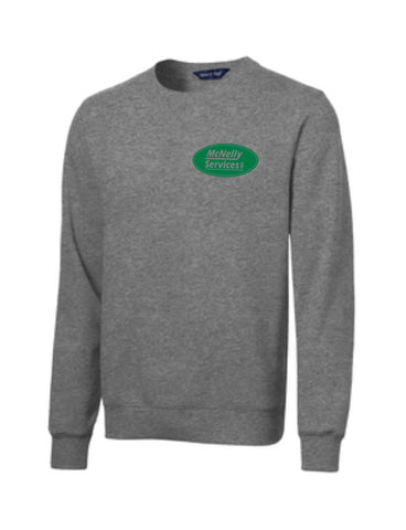 McNelly's Services Crewneck Sweatshirt