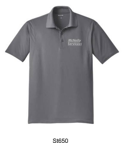 McNelly's Services Manager Polo (Men's & Women's)